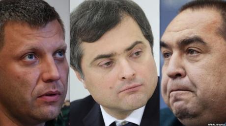 Сурков - Украине: даже не надейтесь! Кремль не допустит перевыборы на Донбассе