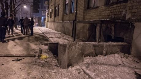 В Харькове снова прогремел взрыв