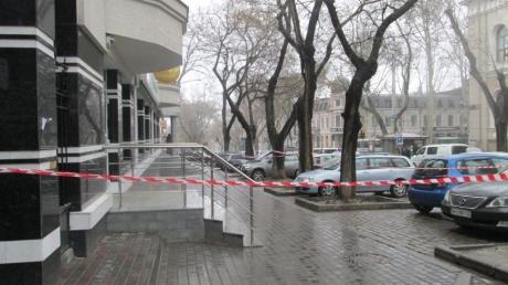 В Одессе неизвестные угрожают масштабными взрывами: в городе заминировано несколько зданий