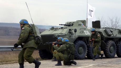 ДНР: мы согласны, чтобы в Донбасс зашли миротворцы из России, по другому нас не устраивает