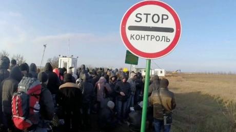 Губернатор: транспортная блокада предотвращает проникновение в Украину террористов из Крыма