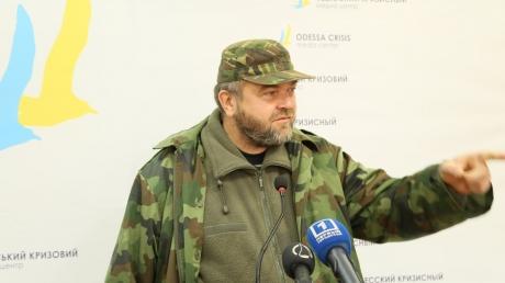 """Батальон """"ОУН"""": По нашим позициям в Песках уже час работают враждебные минометы"""