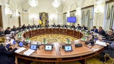 Восстановление суверенитета на Донбассе: сегодня СНБО на заседании при участии Порошенко рассмотрит законопроект о реинтеграции ОРДЛО