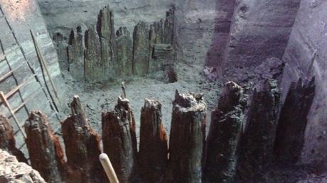 В Киеве археологи нашли целую улицу времен Киевской Руси