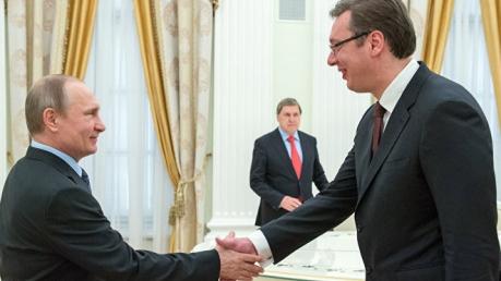 """""""Путин, помоги"""", - президент Сербии просит РФ вмешаться в конфликт в Косово, Европа в большой опасности"""