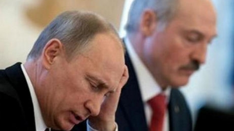"""Беспардонный Лукашенко шокировал Путина новым перлом: """"бацька"""" в порыве """"братской любви"""" назвал россиян насекомыми"""