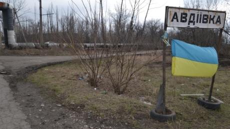 Боевые действия в Авдеевке и Ясиноватой: хроника событий 03.05.2016