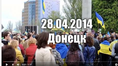 """""""Мы нагло наврали и показали зрителям ложь"""", - экс-сотрудник кремлевского канала Романов признался, как пропагандисты """"сочинили"""" про митинг в оккупированном Донецке, - кадры"""