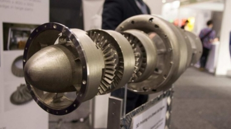 Ученые впервые напечатали на 3D-принтере работающий реактивный двигатель