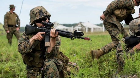 Около 6 тысяч солдат и 1,2 тысячи единиц техники: ВС Украины примут участие в масштабных учениях Saber Guardian - 2017 вместе со странами НАТО