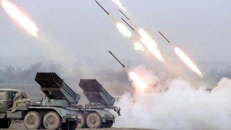 """РФ более 300 раз бомбила """"Градами"""" Украину в 2014 году: расследование журналистов Bellingcat о войне на Донбассе"""