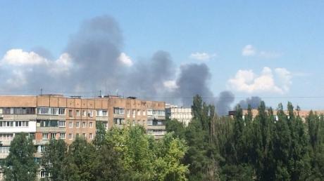 Юго-восток Украины, Донецкая область, происшествия, АТО, Донбасс, Донецк
