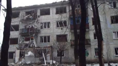 Ленинский и Куйбышевский районы Донецка остались без тепла и света, - горсовет