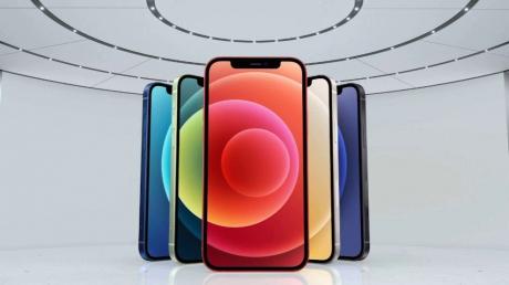 Тоньше, легче, меньше: Apple презентовала новую линейку iPhone 12 с поддержкой 5G