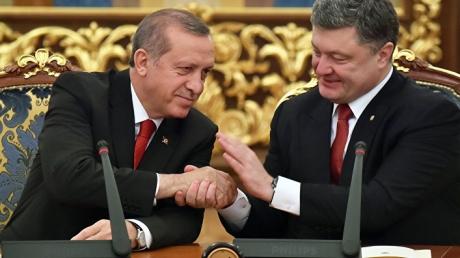 турция, украина, россия, армия рф, армия украины, порошенко, эрдоган, происшествия, общество