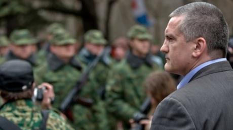 Оккупант Аксенов раскрыл, когда перестанет терроризировать Крым режимом ЧС