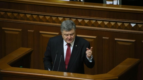 Порошенко на русском языке в Раде мощно поставил на место россиян, которые обещали, что Украины не будет в НАТО