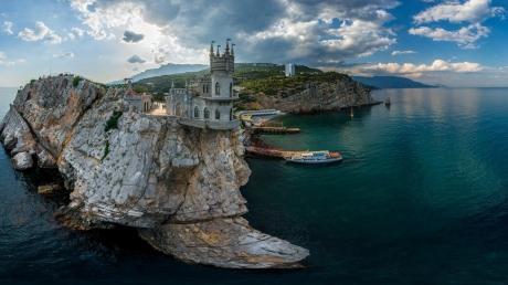Очередная проблема Крыма, жители в ожидании новой экологической катастрофы – кадры