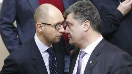 Позорные рейтинги: Порошенко, Яценюк и ВР показали наихудшие результаты за всю историю