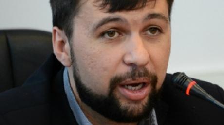 Пушилин: мы не хотим миротворцев на украино-российской границе