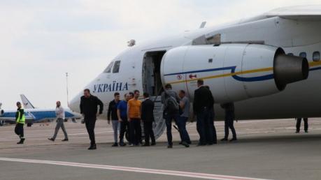 Украина, Россия, Пленные, Моряки, Обмен, СМИ, Нидерланды