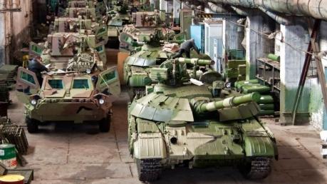 Украина налаживает серийное производство нового оружия и техники и ждет помощи НАТО