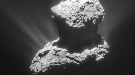 Феноменальное открытие: на комете Чурюмова-Герасименко обнаружили сухой лед
