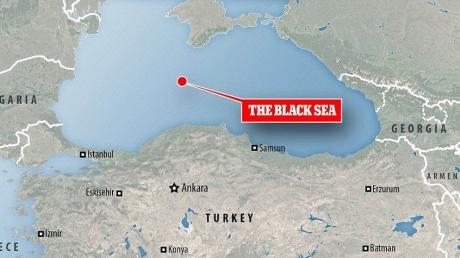 Черное море, ученые, экспедиция, корабли, затонувшее судно, открытие