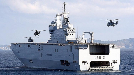 Франция срывает поставки Mistral в Россию
