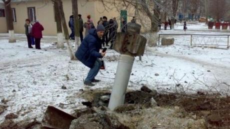 Краматорск, Донбасс, ДНР, обстрел, ОБСЕ, Донецк, юго-восток