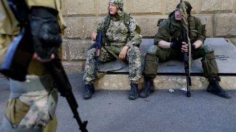 СМИ: силы  ДНР подготовили для контрнаступления под Донецком более 200 единиц бронетехники