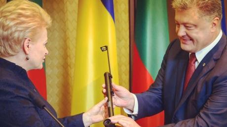 литва, перископы, ато, донбасс, порошенко, армия украины, всу, грибаускайте, россия, новости украины