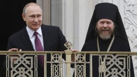 "Гундяев скоро лишится должности: патриархом РПЦ хотят назначить ""духовника Путина"" Тихона"