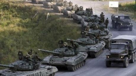 Генсек НАТО: Россия перекинула в Донбасс системы ПВО, танки, артиллерию и технику, всего более 1000 единиц