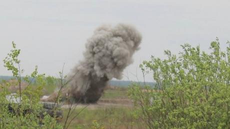Мощный взрыв на полигоне в Днепропетровской области: пострадали 8 военных - стали известны шокирующие подробности