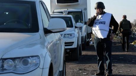 В ОБСЕ готовы увеличить свое присутствие на Донбассе, но остерегаются боевиков и ждут от них гарантий