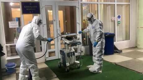 Коронавирус в Новых Санжарах: власти озвучили результаты 48 тестов на заболевание, детали