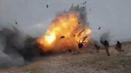 """Боевики несут тяжелые потери на Донбассе: """"оползень"""" и мины убили 12 человек — волонтеры показали фото убитых террористов"""
