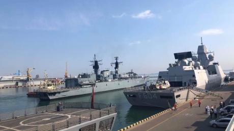 Украина, политика, флот, Одесса, НАТО, корабли