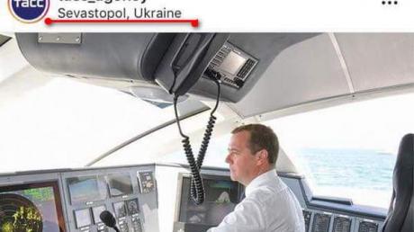 Медведев попал в большой скандал, признав Севастополь Украиной, - россияне в ярости