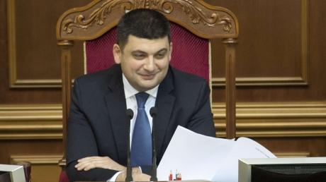 Новый премьер Украины Гройсман: позорной работы больше не будет, будем жить по-человечески
