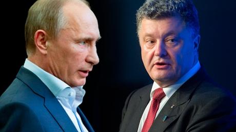 СМИ узнали о дате переговоров Порошенко и Путина по оккупированному Донбассу