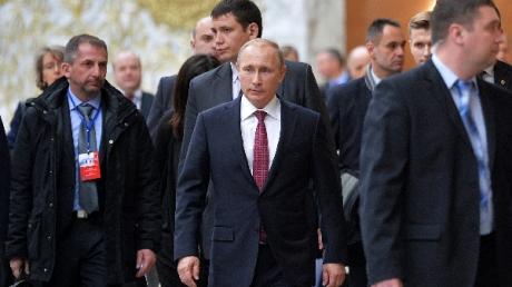 Чего требовал Владимир Путин на переговорах в Минске?