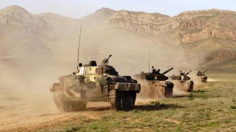 ВС Азербайджана разбили позиции Армении в Карабахе – много погибших, захвачена и подбита техника