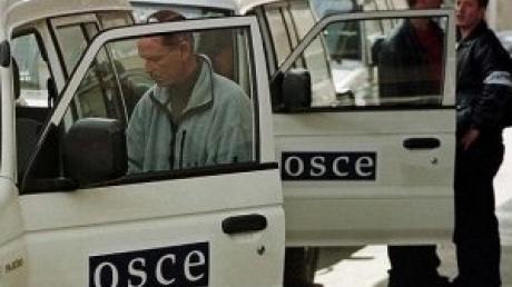 ОБСЕ подтвердила факт обстрела Мариуполя