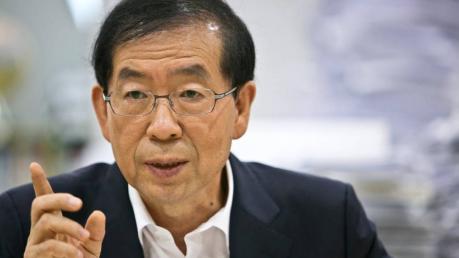 СМИ: умер мэр Сеула Пак Вон-Сун - родственники нашли странную записку