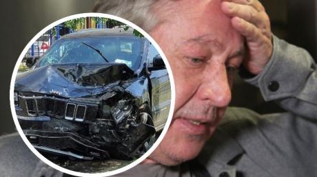 Суд взыскал с Михаила Ефремова крупную сумму за его собственный автомобиль