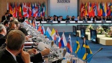 ОБСЕ требует от ДНР и ЛНР прекратить огонь в Дебальцево