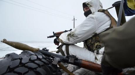 В Широкино боевики из минометов обстреляли позиции сил АТО, - «ИС»