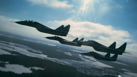 Пентагон: авиация РФ активизировалась на территории Украины